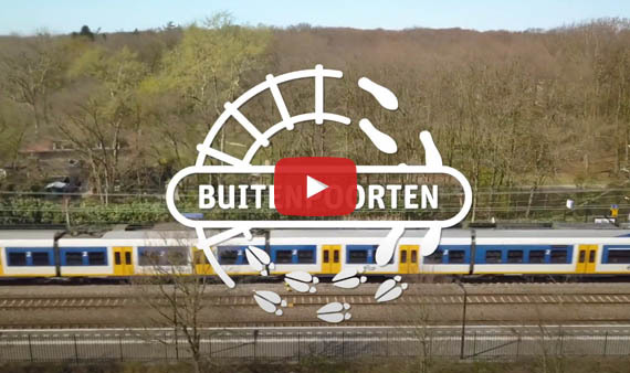 Buitenpoort Santpoort Noord (YouTube video)