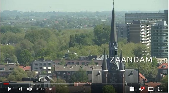 Verdichten in Zaandam