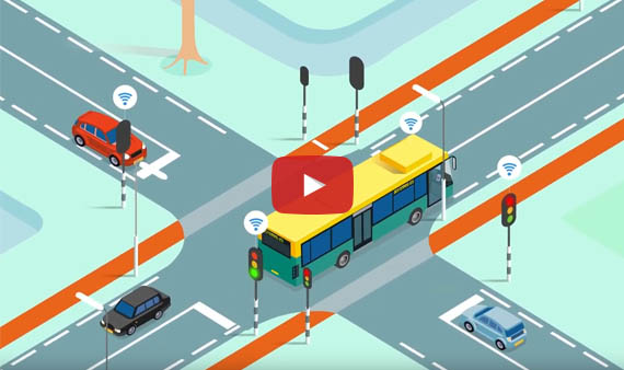 Afbeelding video 'Smart mobility in Noord-Holland'