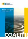 NH-Kwartaalblad Coalitieakkoord 2015-2019